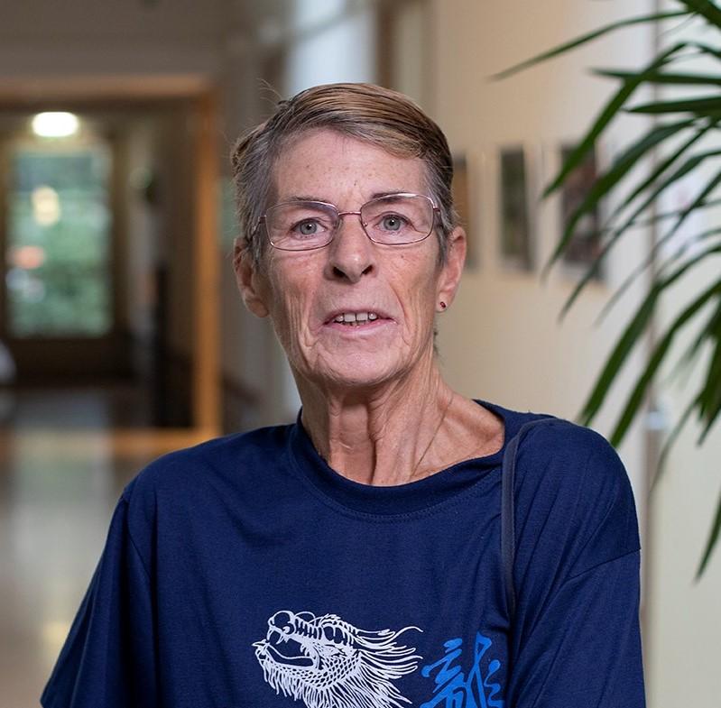 Ria van Veen | gast Hospice De Duinsche Hoeve
