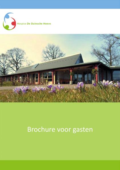 Hospice De Duinsche Hoeve_Brochure voor gasten-cover